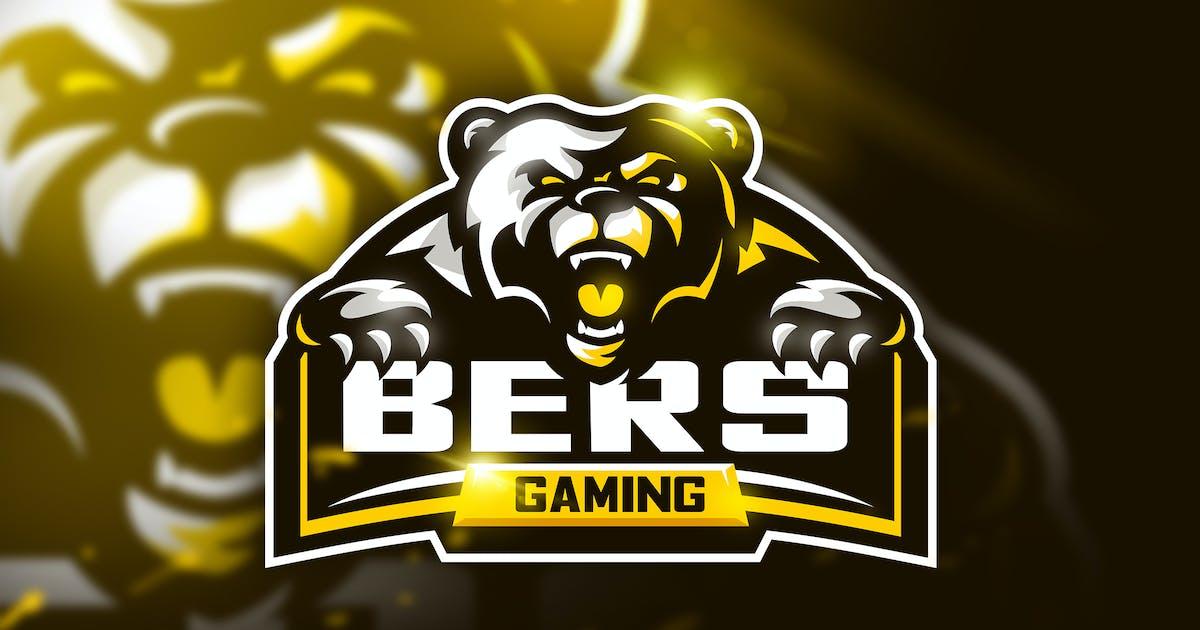 Download Bers Gaming - Mascot & Esport logo by aqrstudio
