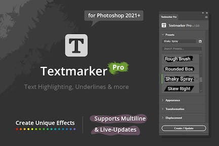 Textmarker Pro for PS 2021+