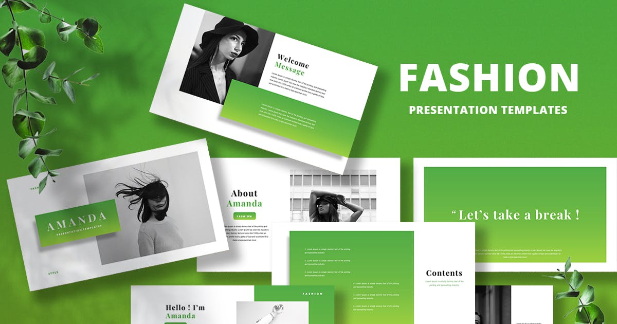 Download Amanda - PowerPoint Template by alonkelakon
