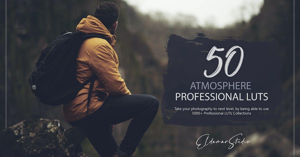 Download 50 Atmosphere LUTs Pack by Eldamar_Studio