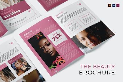 Beauty und Shine Broschüre