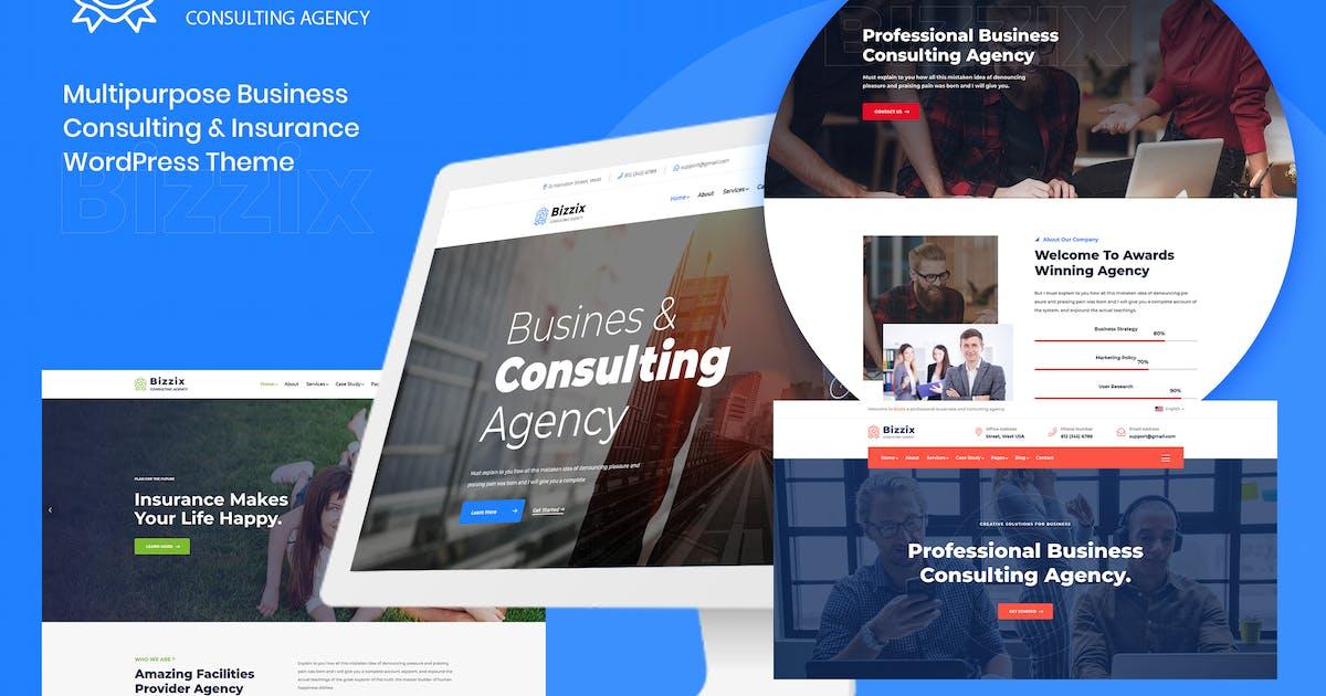 Download Bizzix - Multipurpose Business Elementor WordPress by shtheme