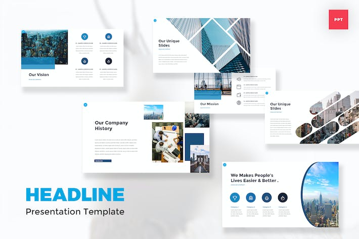 Thumbnail for Creative PowerPoint Template
