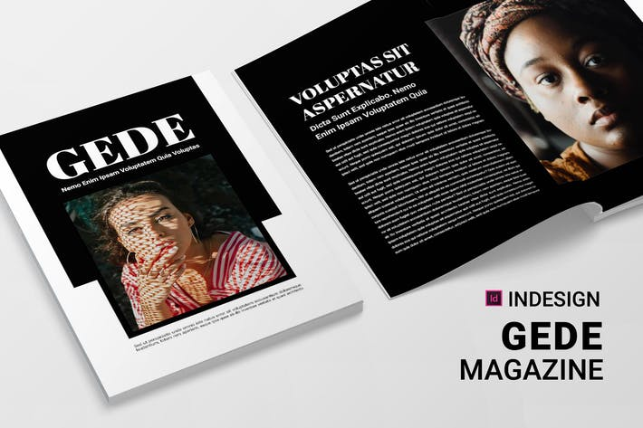 Thumbnail for Gede | Magazine