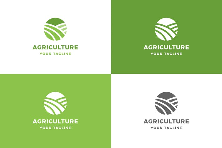 Thumbnail for Agriculture - Logo Template