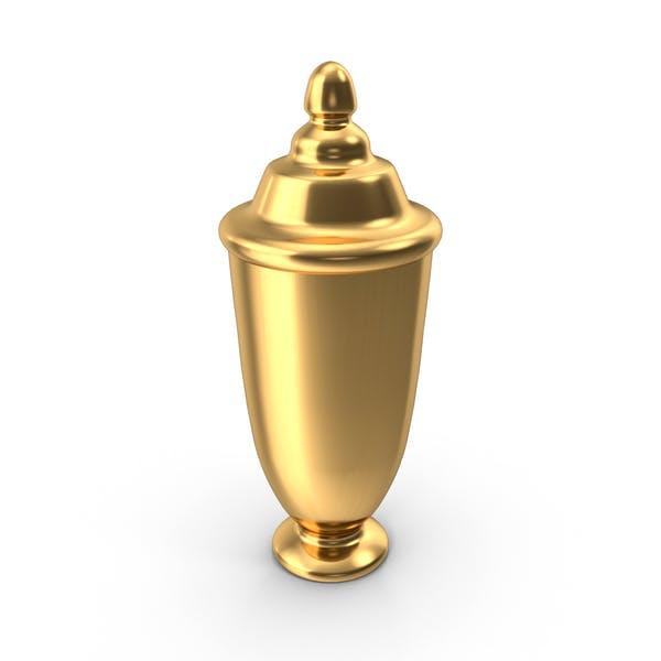 Gold Urn