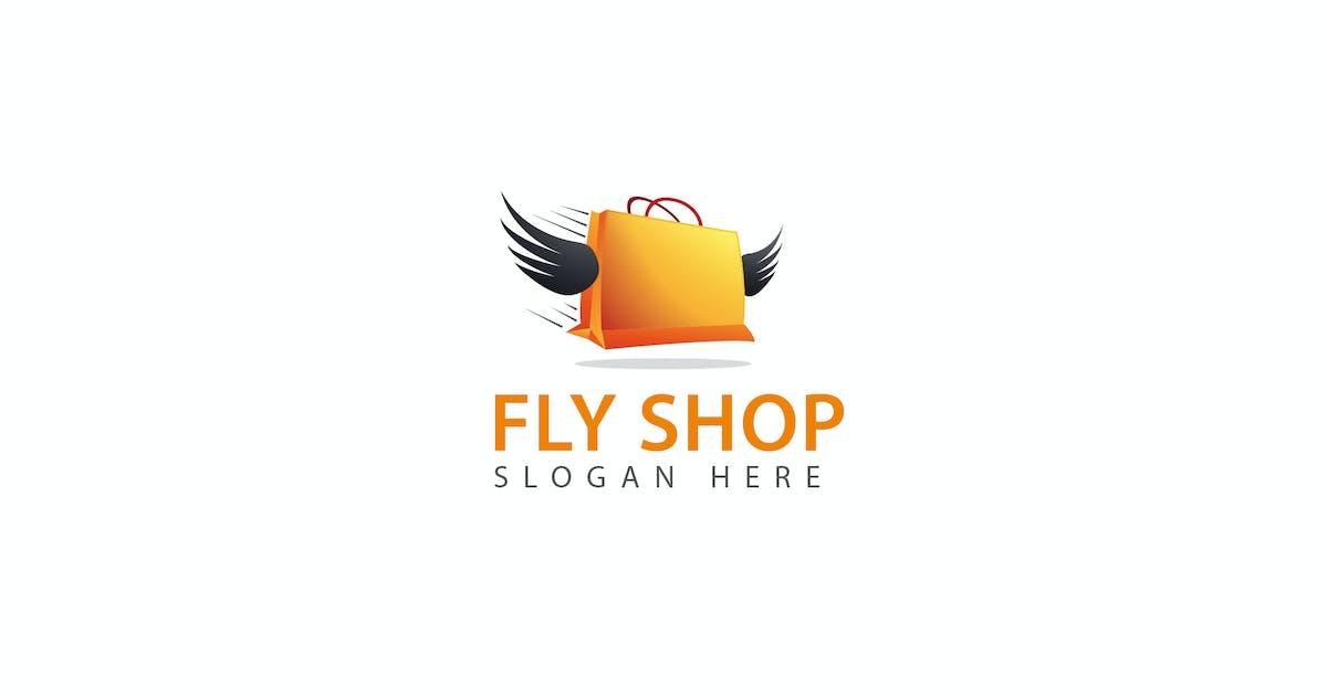 Download Fly Shop Logo by jiwstudio