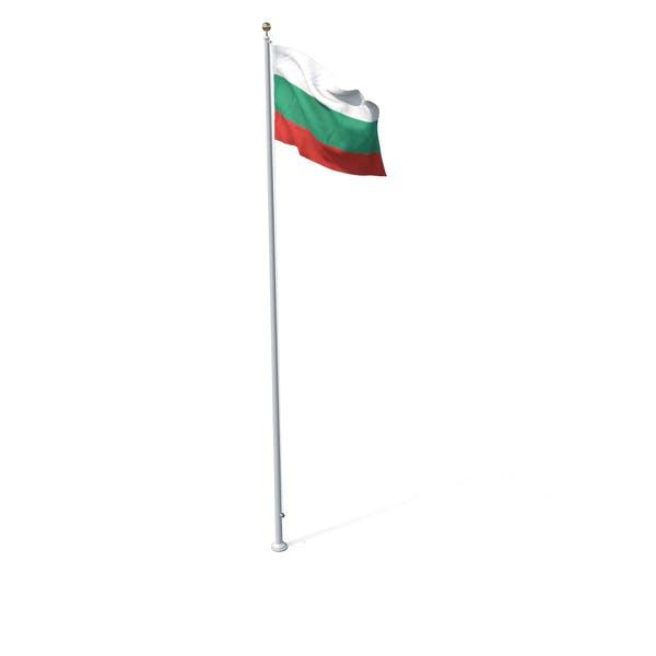 Thumbnail for Flag On Pole Bulgaria