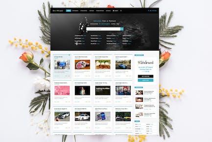 Showcase - Showcasing digital / affiliate products