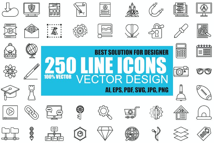 Thumbnail for Simple Line Icons
