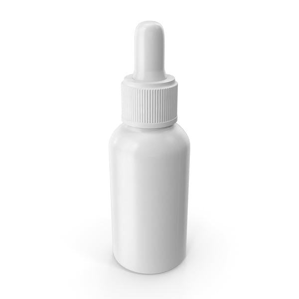 50ml Cosmetic Dropper Bottle