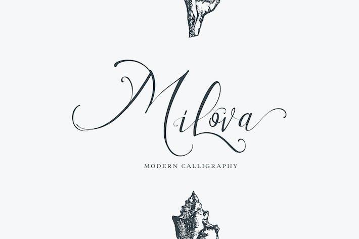 Thumbnail for Guión Milova