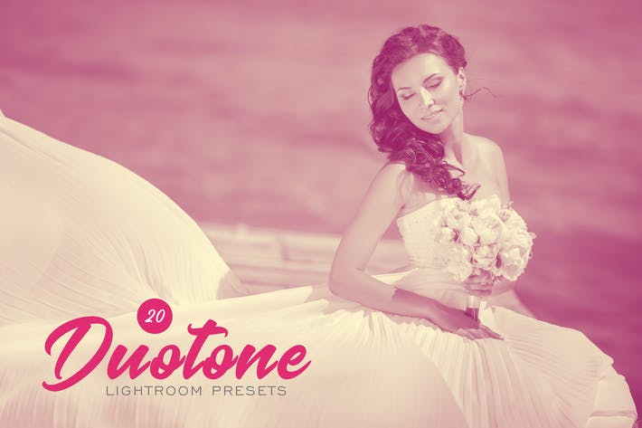 Thumbnail for 20 Duotone Lightroom Presets
