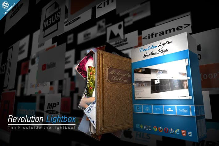 Thumbnail for Revolution Lightbox Wordpress Plugin
