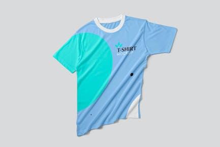 Half Sleeve T-shirt Mockups