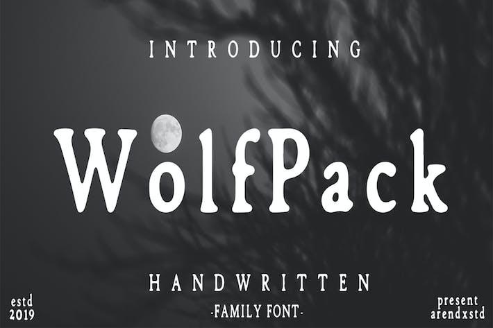 Thumbnail for Fuente de la familia Wolfpack