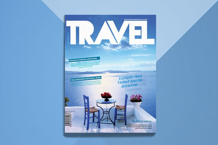 Thumbnail for Travel Magazine