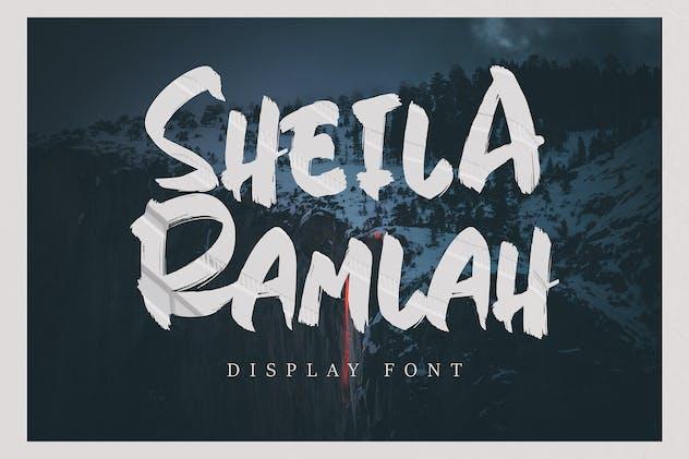 Sheila Ramlah - product preview 4