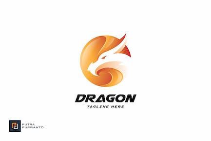 Dragon - Logo Template