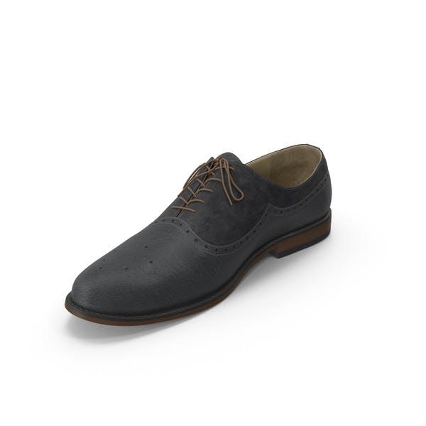 Мужская обувь черный
