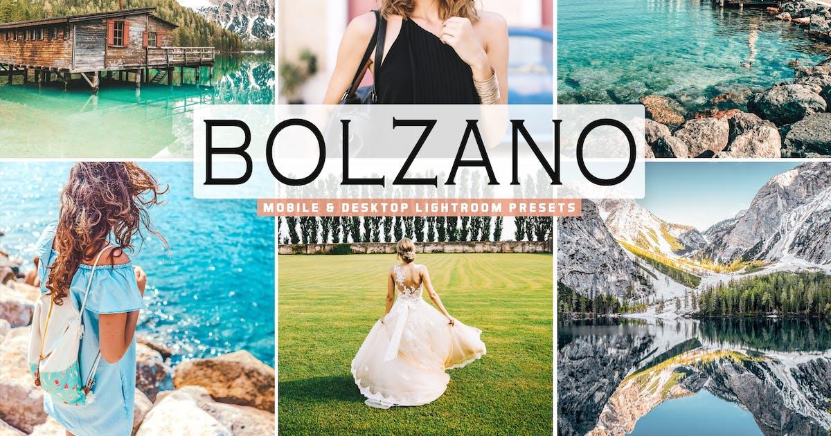 Download Bolzano Mobile & Desktop Lightroom Presets by creativetacos