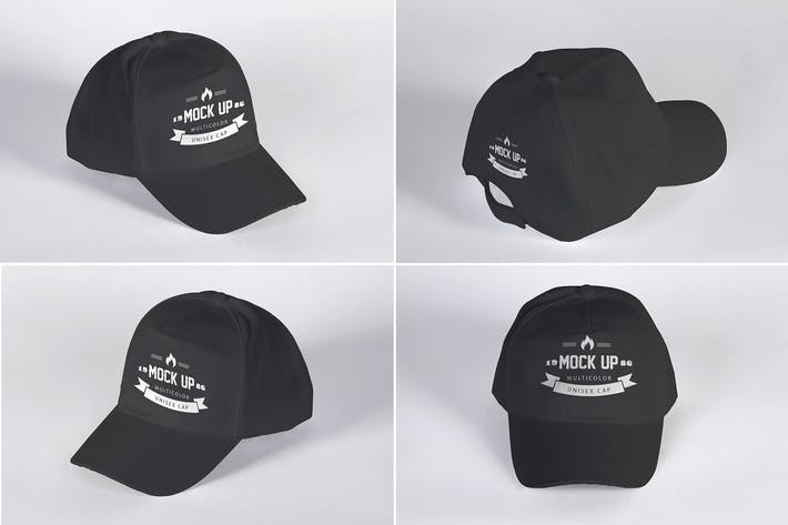 Thumbnail for Unisex Cap Mock Up