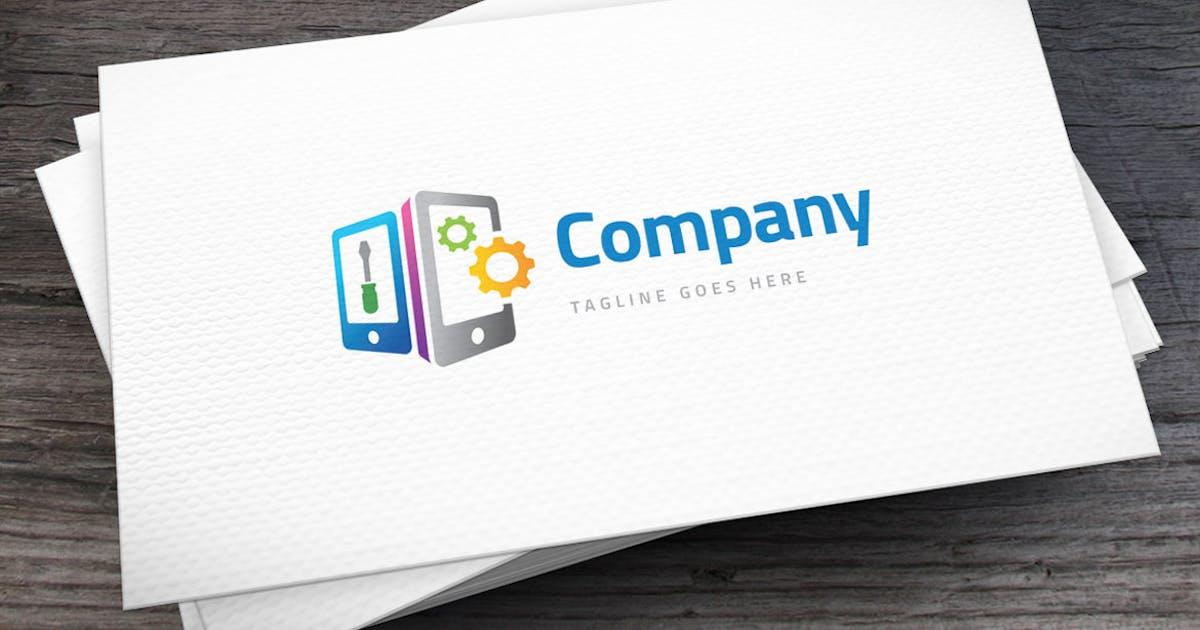 Download Mobile Repair Logo Template by empativo