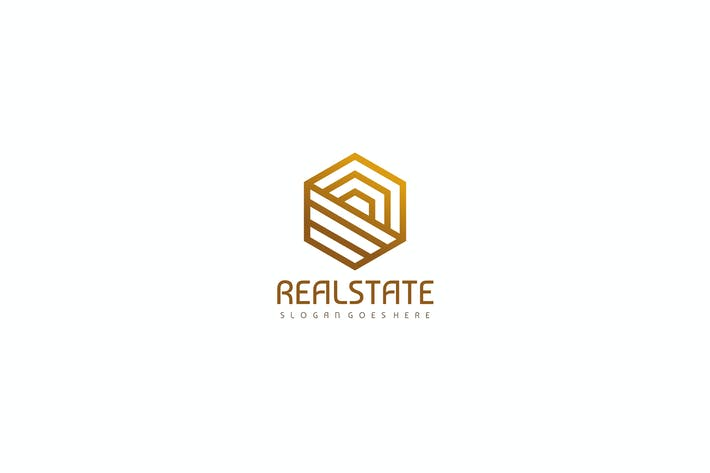 Thumbnail for Luxury Real estate Logo