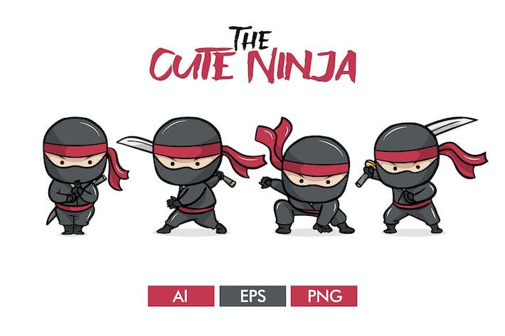 Thumbnail for The Cute Ninja