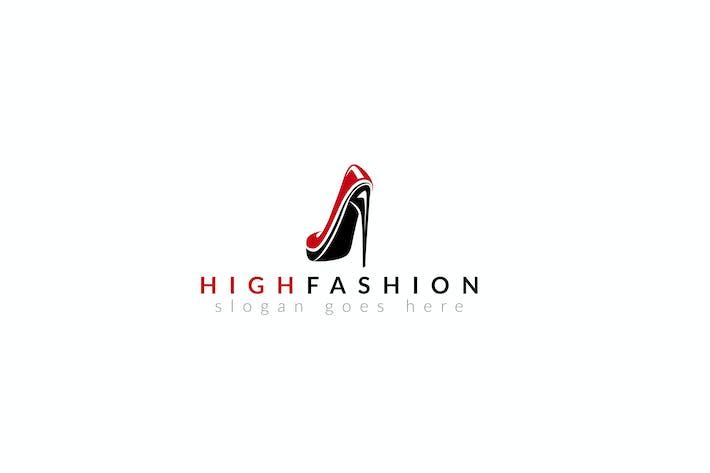 Thumbnail for High Heels Shoe Logo
