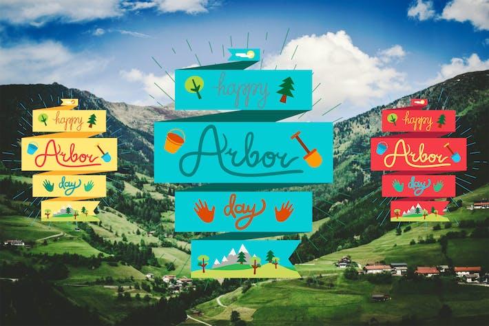 Thumbnail for Arbor Day Ribbon