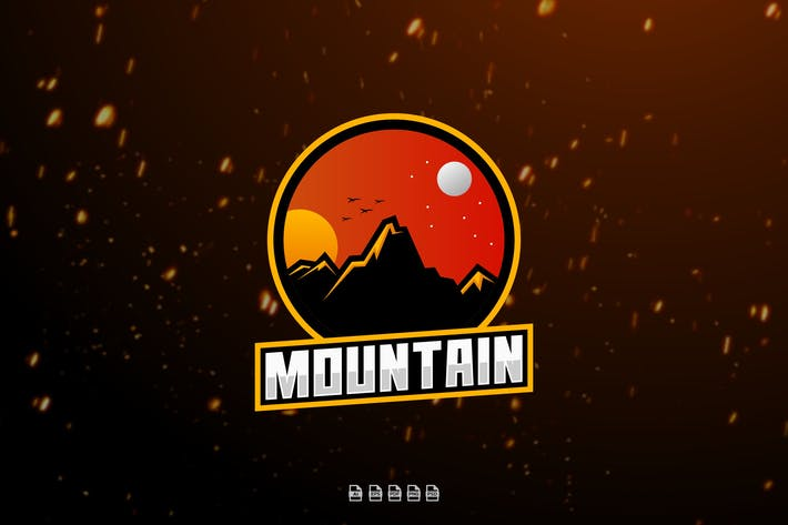 Twilight Mountain Logo