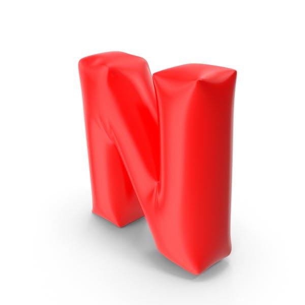 Шаронная буква N