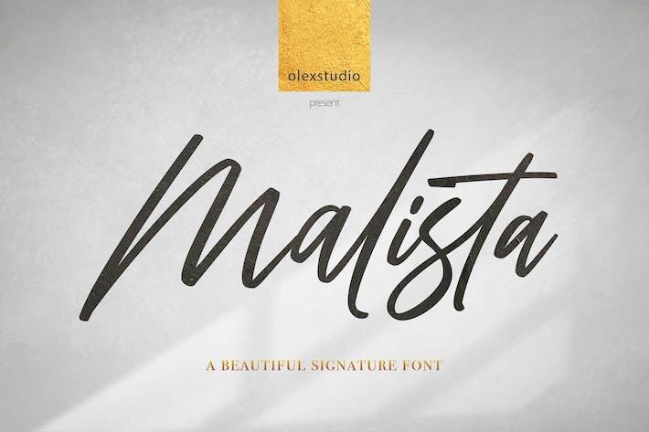 Thumbnail for MALISTA