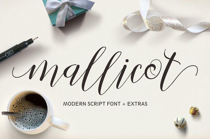 Thumbnail for Mallicot Script