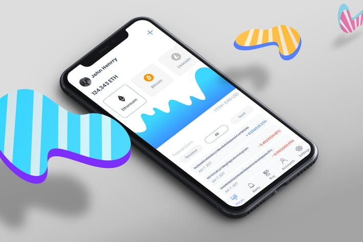 all cryptocurrency wallet app