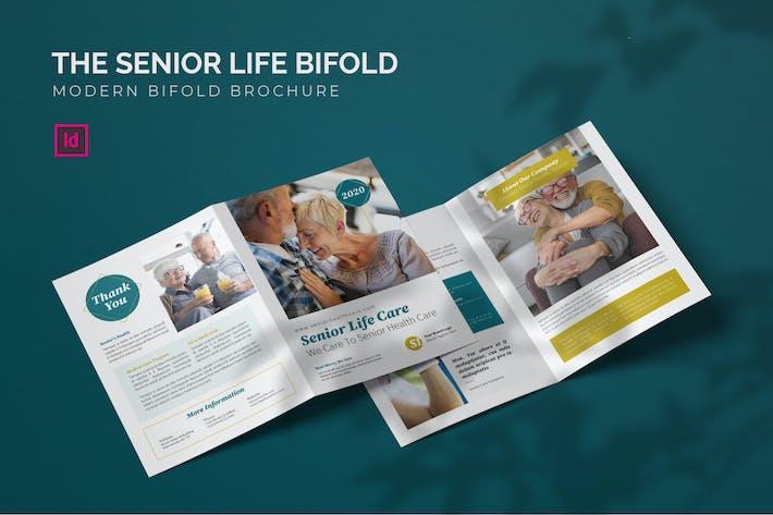 Thumbnail for Senior Life - Bifold Brochure