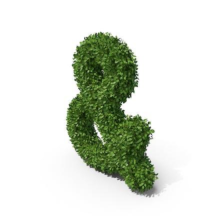 Hedge Ampersand