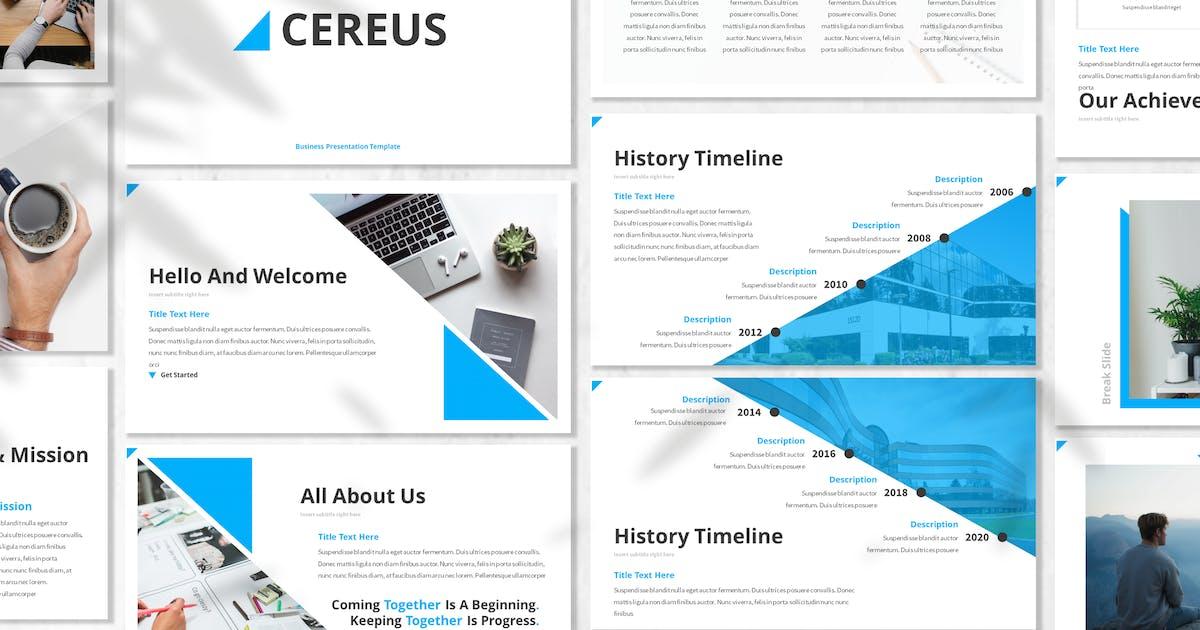 Download Cereus - Business Powerpoint Template by designesto