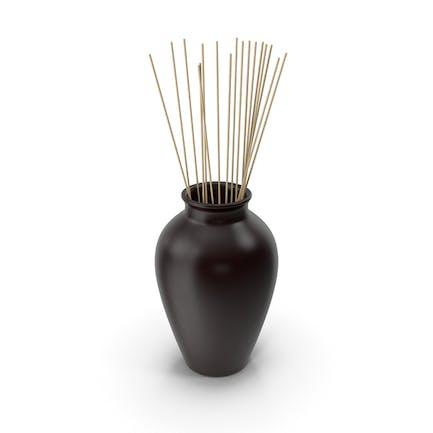 Decorative Pottery Black