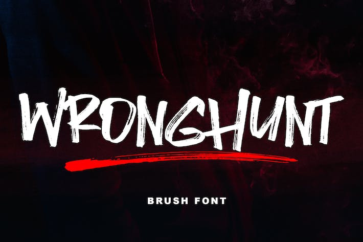 Thumbnail for Wrong Hunt