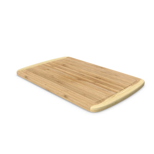 Tabla de cortar de bambú