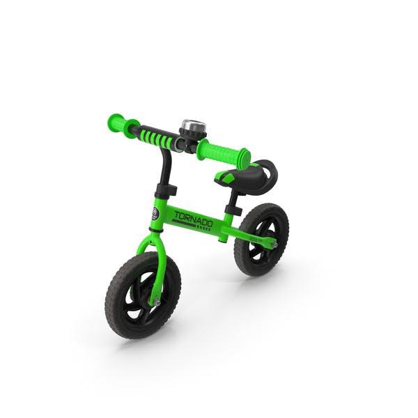 Thumbnail for Green Balance Bike