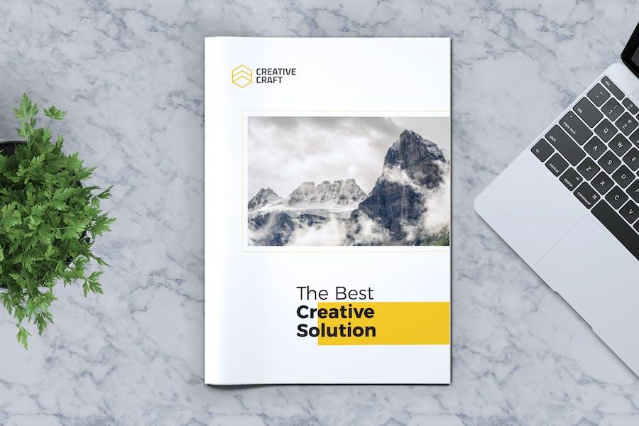 Creative Brochure Template Vol. 03
