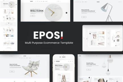 Eposi - Responsive Prestashop Theme