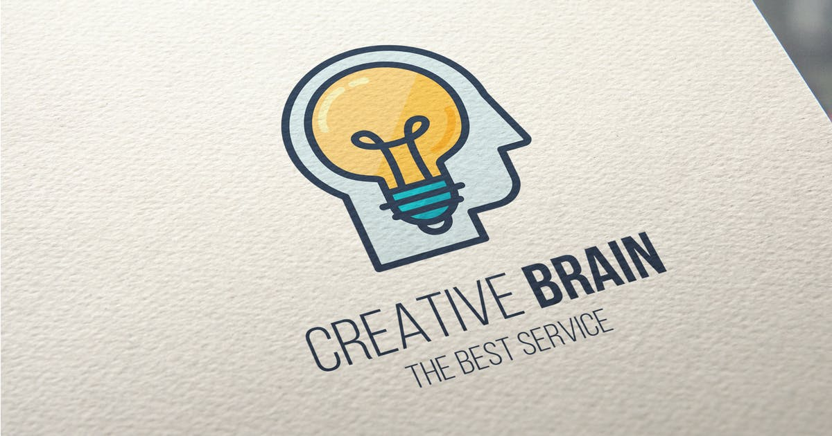 Download Creative Brain Logo Template by barsrsind