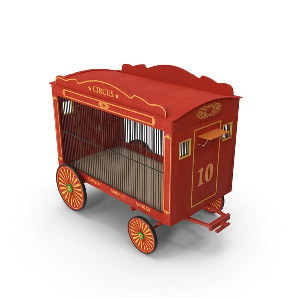 Thumbnail for Circus Wagon