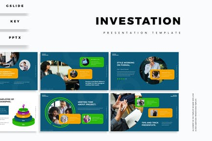 Investation Presentation Template