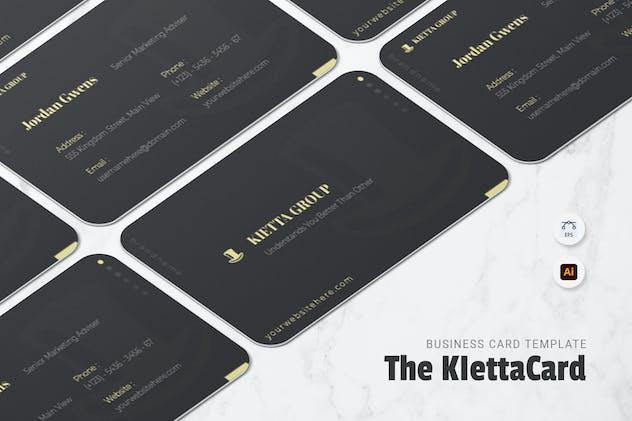 Kietta Business Card