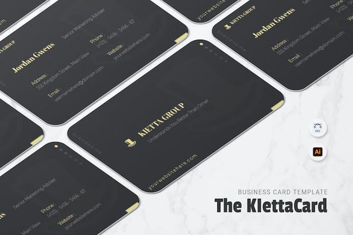 Thumbnail for Kietta Business Card